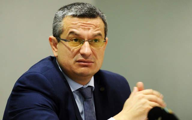 Asztalos Csaba, a román országos diszkriminációellenes tanács elnöke