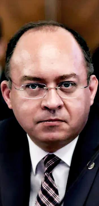 Bogdan Aurescu román külügyminiszter