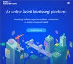 Új magyar üzleti közösségi platform indult