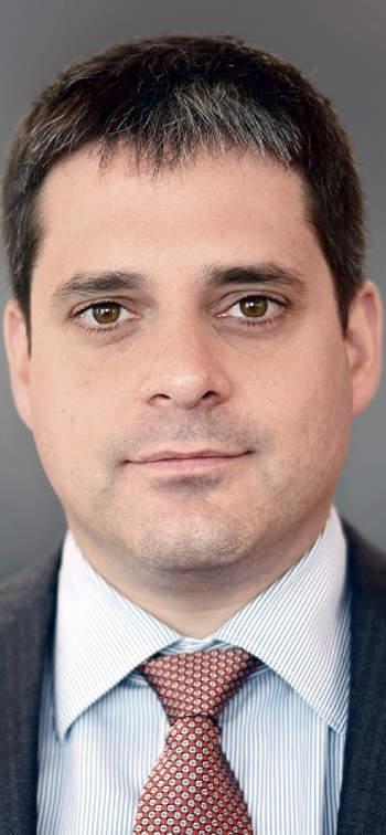 Csányi Péter, az OTP Bank ügyvezető igazgatója