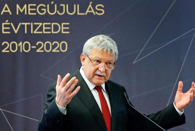 Csányi Sándor: A megújulás évtizede 2010-2020