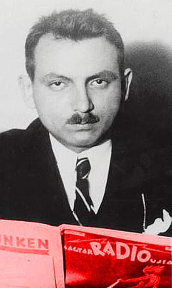 Dr. Magyari Endre