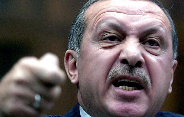 Recep Tayyip Erdogan, Törökország köztársasági elnöke
