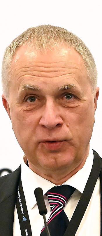Éry Gábor, az Ericsson Magyarország vezérigazgatója