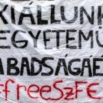 SZFE: a kancellár szerint támadás érte az egyetem honlapját