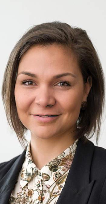 Fachs Anita, a Green Fox Academy operatív vezetője