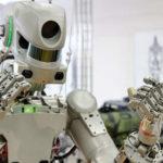A Nemzetközi Űrállomásra ment Fedor, a butus orosz humanoid robot