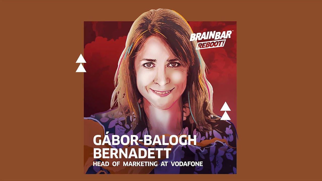 Gábor-Balogh Bernadet, Vodafone