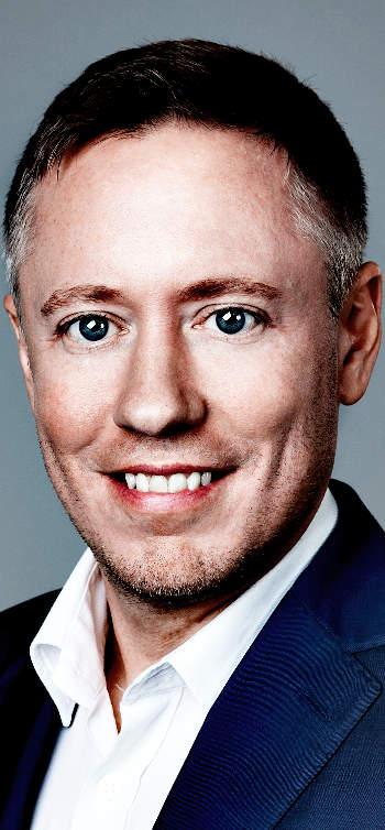 Gareth Lewis, a Magyar Telekom Digital Platform Tribe szervezet vezetője