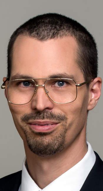 Gazdag Ferenc, a MVM Digitalizációs Transzformációs Központját vezetője