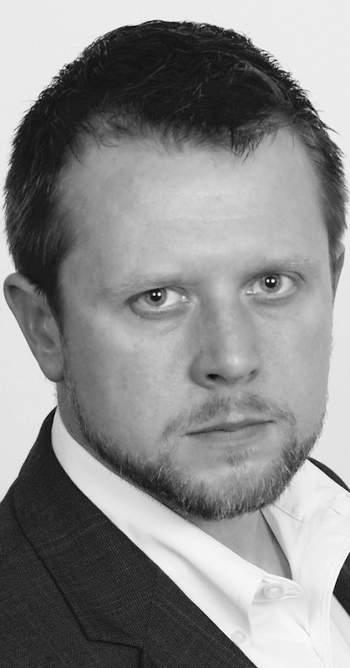 Heikki Laine, NNG marketingigazgató