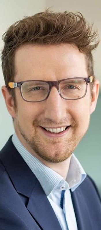 Homola Márton, a Telenor digitális termékeiért felelős igazgatója