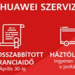 Nagyvonalú akció a Huawei-tól
