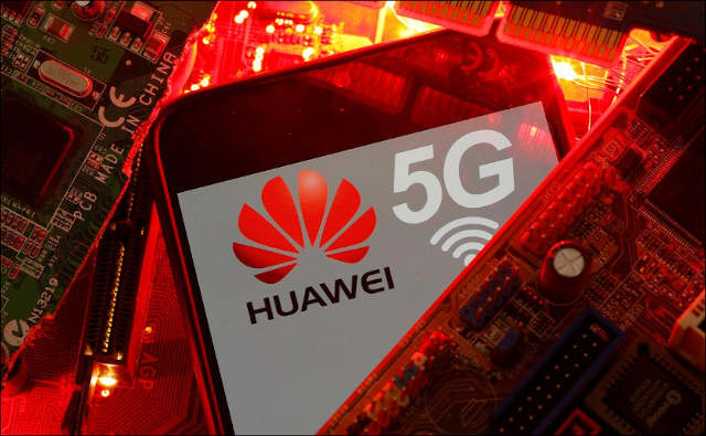 Huawei 5G okostelefon
