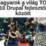 Magyar cég a világ tíz legjobb Drupal-fejlesztője között