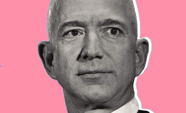 Jeff Bezos, Amazon