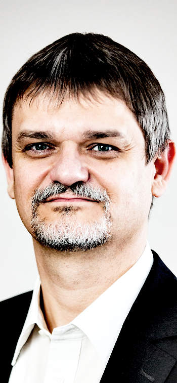 Kovács Róbert, a Fixed Access Tribe vezetője