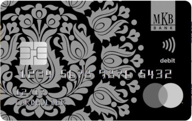 MKB bankkártya
