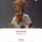 Okostelefonos app segíti a látogatókat a Mátraverebély-Szentkúti kegyhelyen