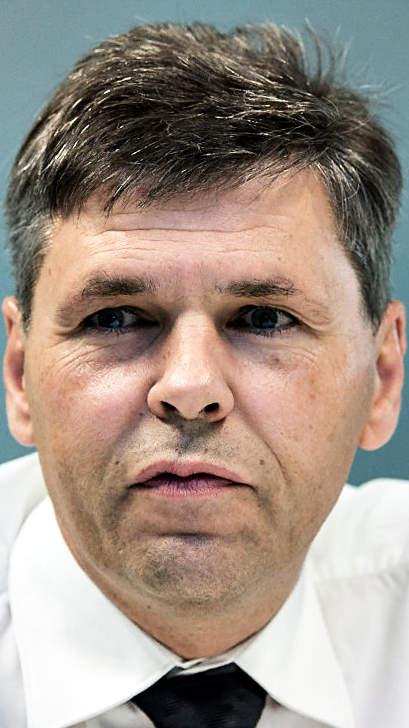 Michael Bolle, a Bosch digitális és technológiai igazgatója (CDO/CTO)