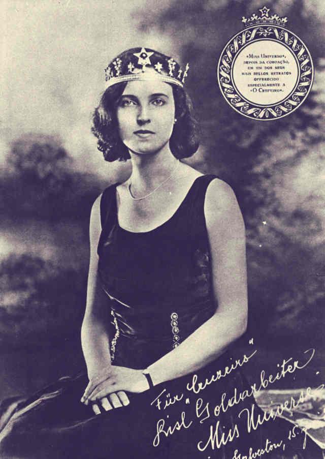 Miss Universe 1929