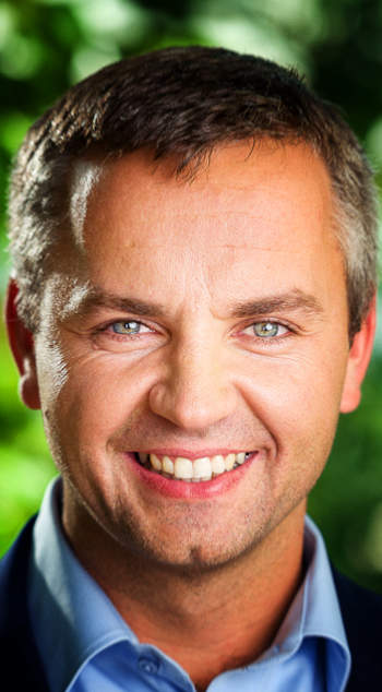 Peter Gazik, a Telenor Magyarország vezérigazgatója