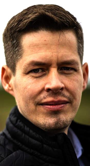 Peter Klekner, a Kifli.hu ügyvezető igazgatója