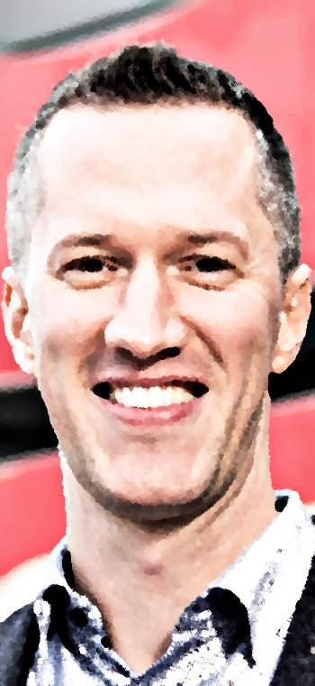 Révész Balázs, a Vodafone Lakossági Szolgáltatások Üzletágának vezérigazgató-helyettese