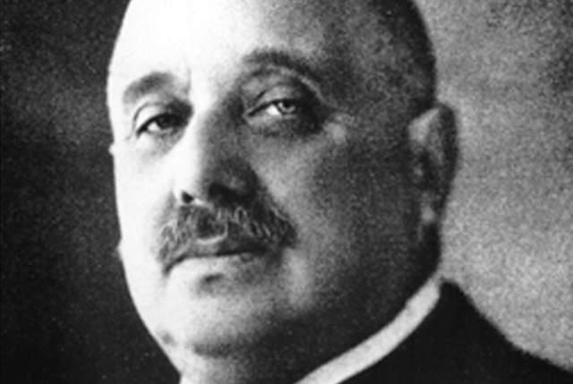 Richter Gedeon, a kalmopyrin atyja: a nyilasok 1944. december 30-án elfogták, és a Dunába lőtték.