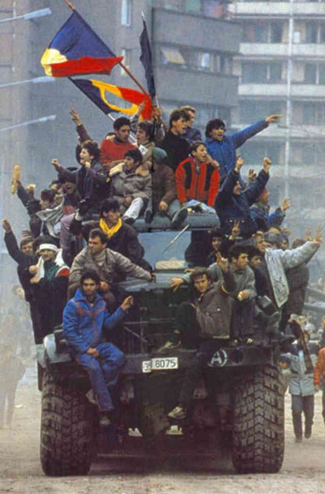 Az 1989-es romániai forradalom