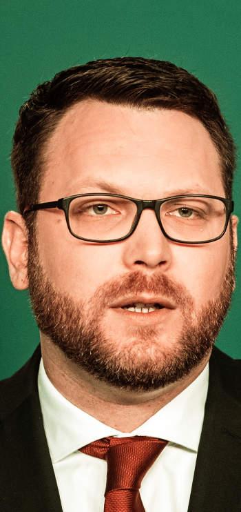 Schanda Tamás János, az Innovációs és Technológiai Minisztérium parlamenti és stratégiai államtitkára