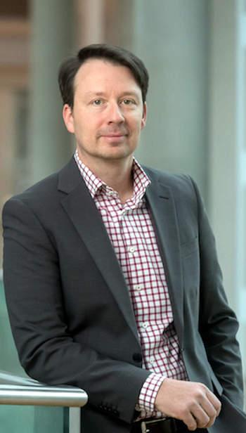 Stephan Neumann Lufthansa Systems Hungária Kft. ügyvezető igazgatója