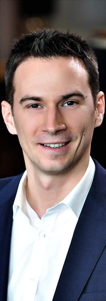 Szpisják Tibor, a HPE ügyvezető igazgató