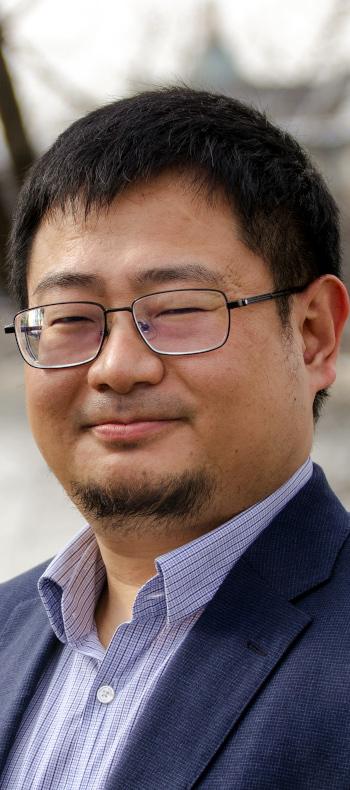Thomas Liu, a Huawei Technologies Hungary Fogyasztói Üzletágának ügyvezető igazgatója