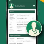 DE: már angolul is elérhető az egészségügyi applikációnk