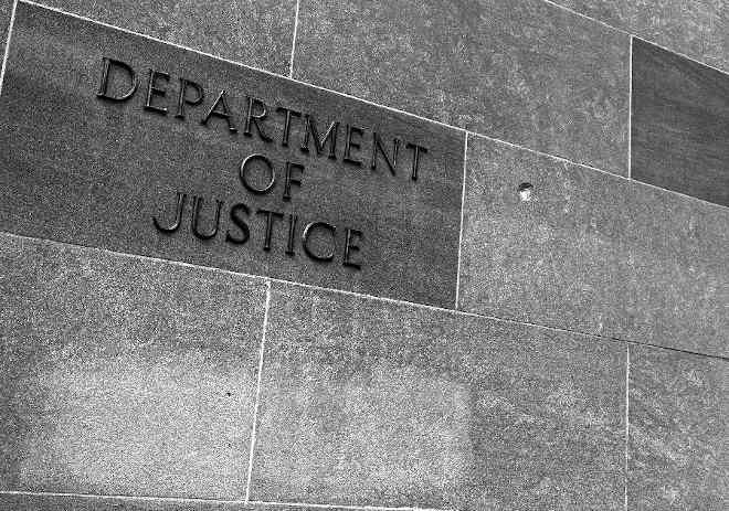 USA Igazságügyi Minisztérium