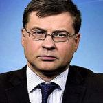 Dombrovskis: újra kell szabályozni a kriptovaluták területét