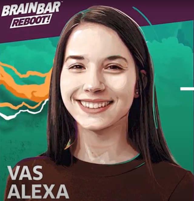 Vas Alexa Zsófia, a Low-Cost Robotics alapítója