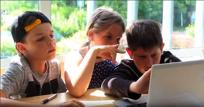 gyermek számítógép
