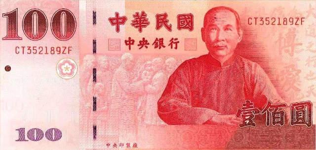 Tajvani dollár