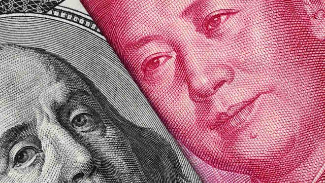 USA vs. Kína