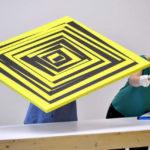A számítógépes művészet úttörőjének nyílik kiállítás